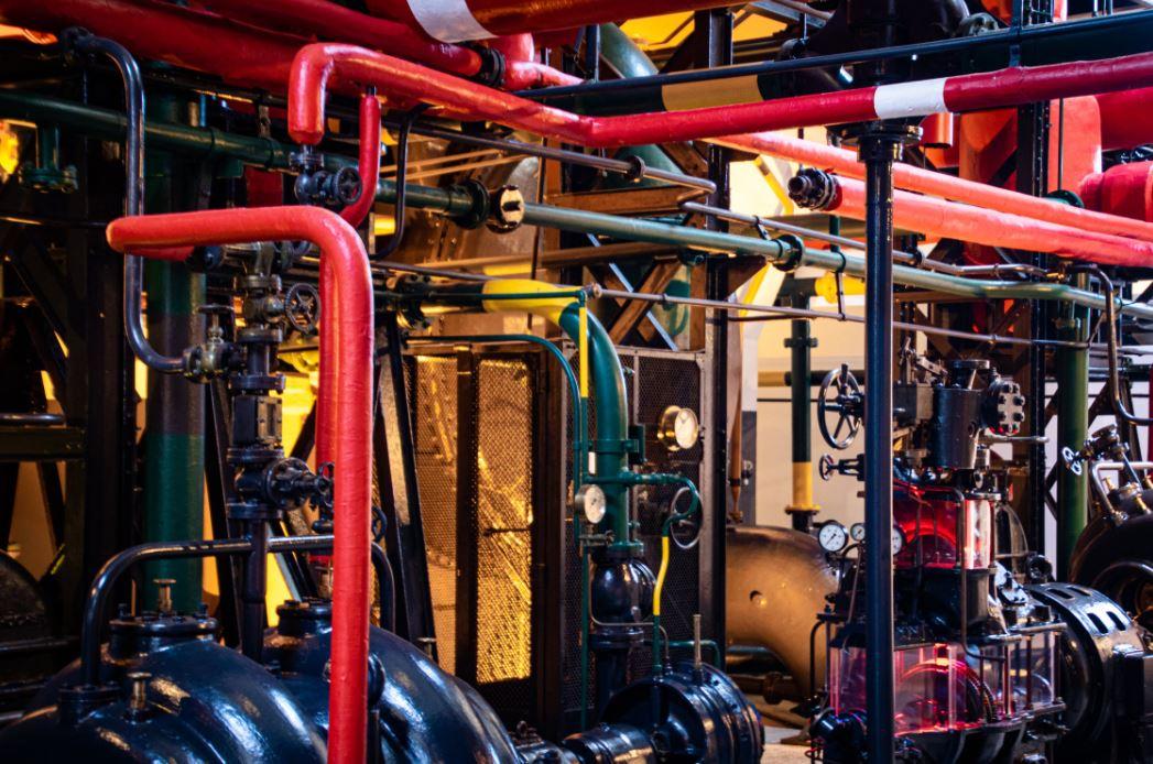 Industrielle Maschinen effektiv schützen