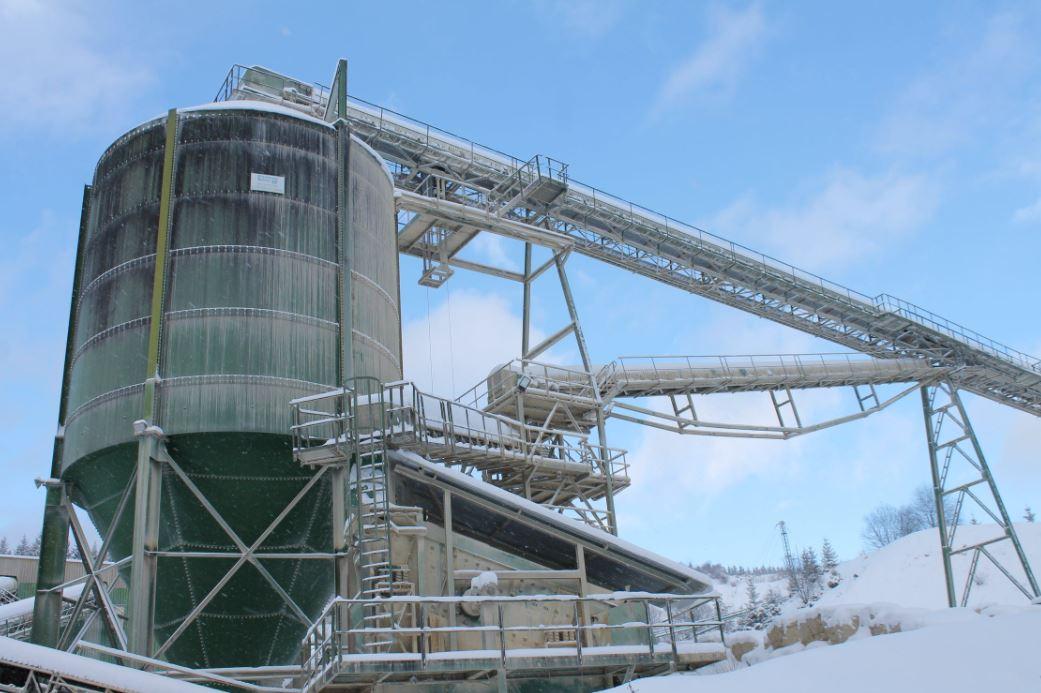 Effektiver Frostschutz in der Industrie